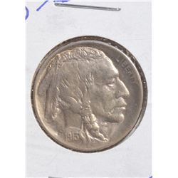 1913-D TY 1  BUFFALO NICKEL  GEM BU