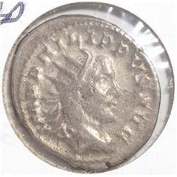 244-249 AD SILVER DOUBLE-DENARIUS