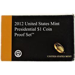2012 U.S. PRESIDENTIAL PROOF SET IN ORIG PACKAGING