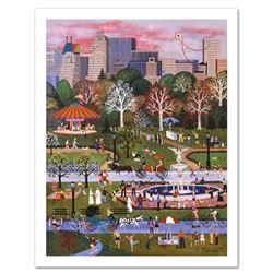 Springtime in Central Park by Wooster Scott, Jane