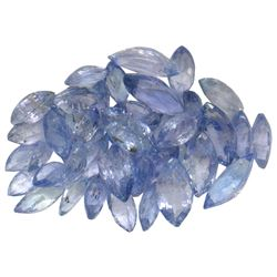 12.38 ctw Marquise Mixed Tanzanite Parcel