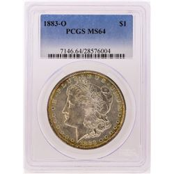 1883-O PCGS MS64 Morgan Silver Dollar