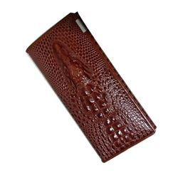 Alligator Women Evening Clutch Bag