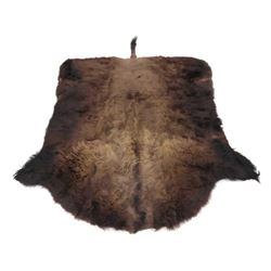 Mammoth Wild West Buffalo Skin Rug