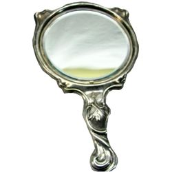 Late 19th Century Vanity Mirror