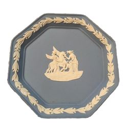 Vintage Wedgwood Hexagon Sweet Pin Dish