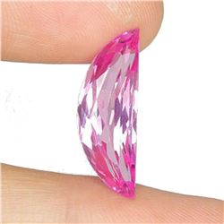 8.40 Ct Lovely Fancy Cut Pink Topaz