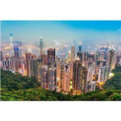 2018 - Beijing & Hong Kong 7 days from Beijing to Hong Kong