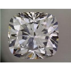 1ct Cushion Cut BIANCO Diamond
