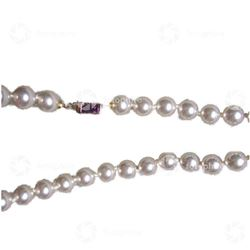 """22"""" Designer Anne Klein Pearl Necklace"""