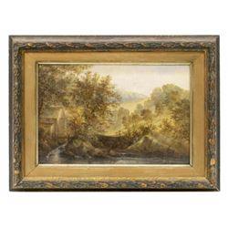 Elizabeth Woodmansey (1829-1893) Wales Landscape