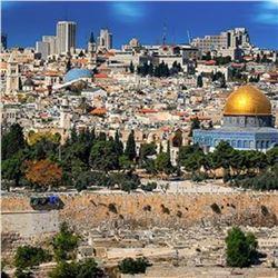 Israel Escape 8 days from Tel Aviv to Jerusalem