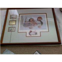 Robert Beelle 1994 Signed Duck Stamp Collection