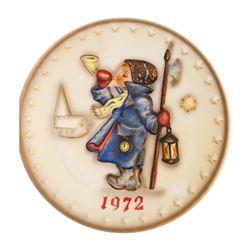 1972 Hummel Plate