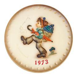 1973 Hummel Plate