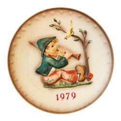 1979 Hummel Plate