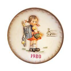 1980 Hummel Plate