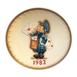 1983 Hummel Plate