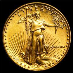 1986 $5 Gold American Eagle Bullion