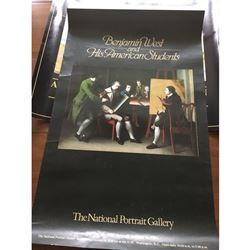 The national portrait Gallery poster