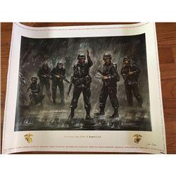 War artwork