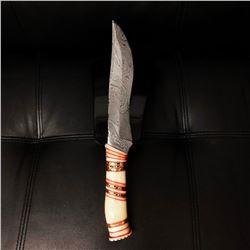 Damascus Knife