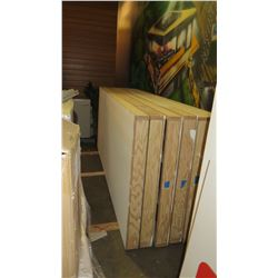 Misc. Wood Panels (does not go with ADU)