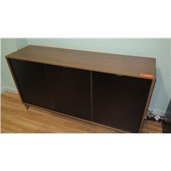 """Multi-Compartment Cabinet 59""""x16""""x31.5""""H"""