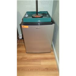 """Mini Refrigerator, Stainless Steel Front 19""""x19""""x24""""H"""