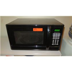 "Microwave Oven, 21"" x 15"" D x 12"" H)"