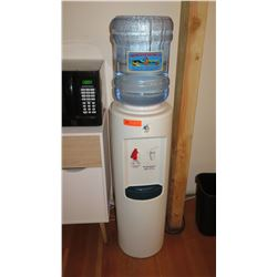 "Water Dispenser 37""H"