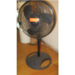 Floor Fan, Adjustable Height
