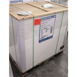 Qty 1 Pallet Pacesetter 28 x 40 Gloss Cover Paper 2500 Sheets