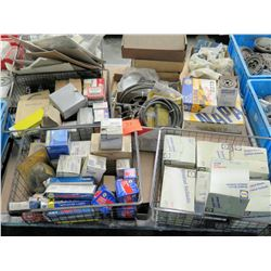 Pallet Misc Filters, Lights, Spark Plug Wires, Hoses, etc