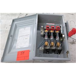 Sieman's Heavy Duty Safety Switch Junction Box