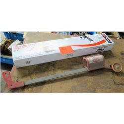 Qty 2 Paint Striping Sticks -  Aervoe in Box and Krylon Stick