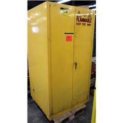 Justrite Flammable Liquid Storage Cabinet 60 Gal/227 Liter
