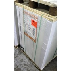 Qty 1 Pallet Pacesetter 26 x 40 Silk Cover Paper 4000 Sheets