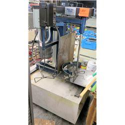 Mixer Mfg 2000 Baldor Commercial Mixer w/ Nema 4x DC Drive