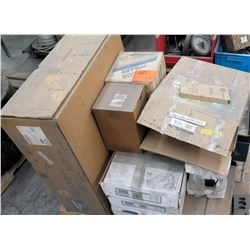 Pallet Parts - Toyota Conway, Napa Water Pump, Napa Air Filters, etc