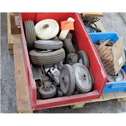 Bin Misc Wheels, Casters, Bearings, etc