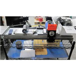 Little Joe Color Swatcher Offset Proving Press Model H90