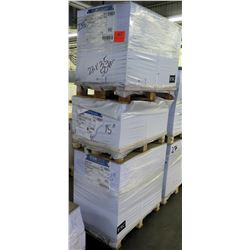 Qty 3 Pallets Starbright Select Smooth Text 23 x 35 Paper 9500/7000 Sheets