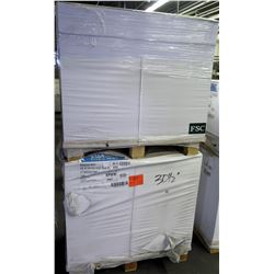 Qty 2 Pallets Endurance Paper Smooth Text 25 x 38 Paper 9500/8000 Sheets
