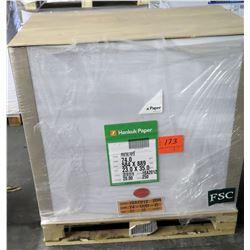 Qty 1 Pallet Hankuk Paper 23 x 35 Printing Paper 250 Sheets 20 Reams