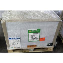 Qty 1 Pallet Hankuk Paper 23 x 35 Printing Paper 250 Sheets 13 Reams