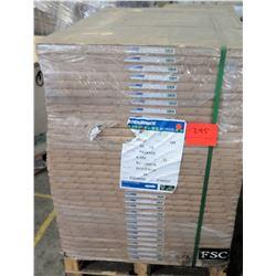 Qty 1 Pallet Xpedx Endurance Velvet Text 28 x 40 Paper 8000 Sheets