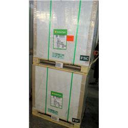 Qty 1 Pallet Hankuk Xpri Gloss Cover 24 x 36 Paper 250 Sheets 14 Reams