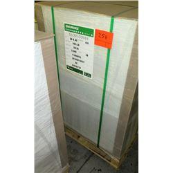 Qty 1 Pallet Veritiv Endurance Gloss Cover 28 x 40 Paper 3500 Sheets
