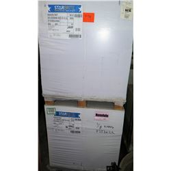 Qty 2 Pallets Starbright Select Smooth Text 23 x 35 Paper 8000 Sheets